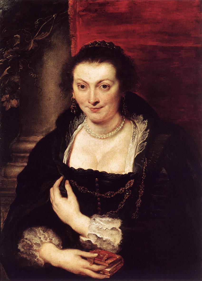 イザベラ・ブラントの肖像の解説...